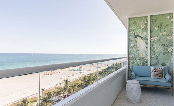 Inside The A Hotel Miami Beach New Is Making Waves In City S District